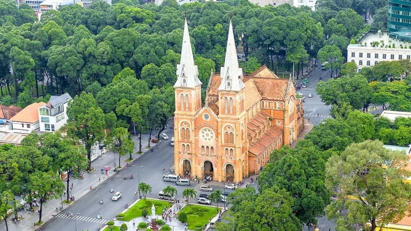 Visite de Saigon, Saigon, Vietnam