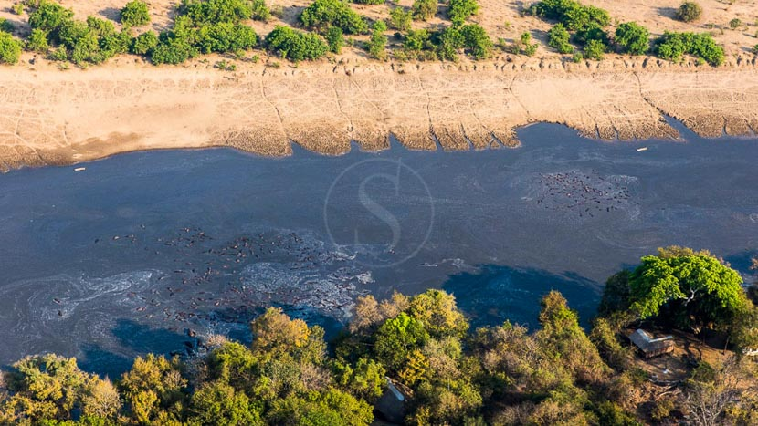 Parc national de Luambe, Luambe Camp, Zambie © Luambe Camp