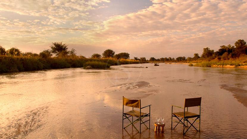 Parc national de North Luangwa, Mwaleshi Camp, Zambie