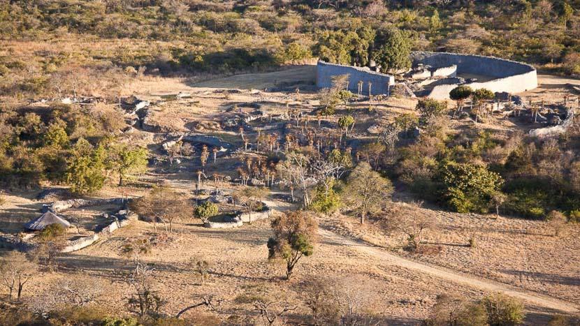 Ruines du Grand Zimbabwe, Great Zimbabwe, Zimbabwe