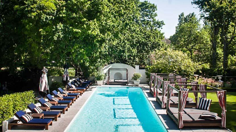 Alphen Hotel, Alphen Hotel, Afrique du Sud