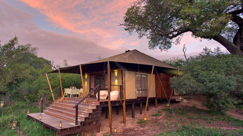 &Beyond Ngala Tented Camp, Ngala Tented Camp, Afrique du Sud © &Beyond