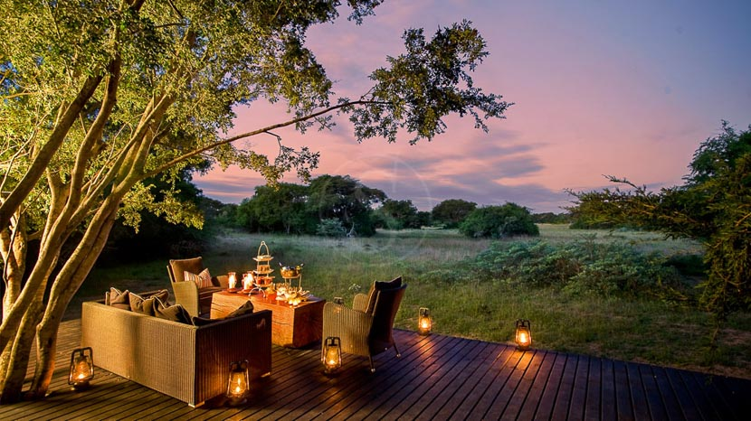 &Beyond Phinda Forest Lodge, Phinda Forest Lodge, Afrique du Sud