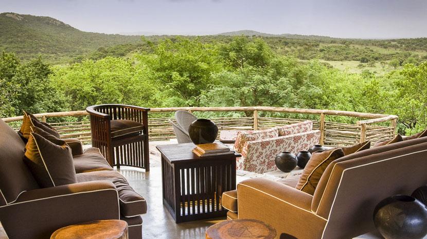 &Beyond Phinda Mountain Lodge, Phinda Mountain Lodge, Afrique du Sud