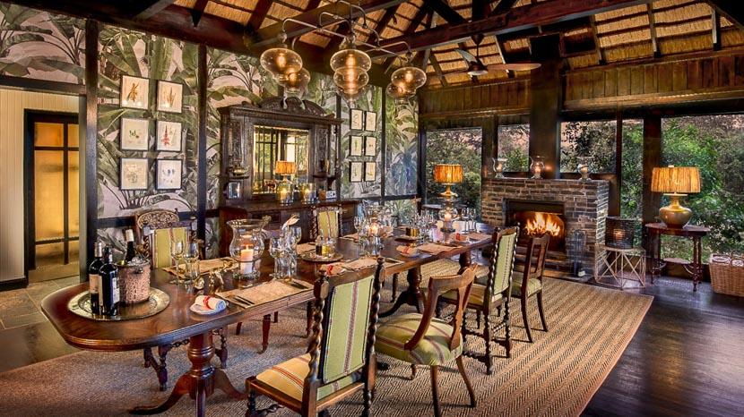 &Beyond Phinda Vlei Lodge, Phinda Vlei Lodge, Afrique du Sud