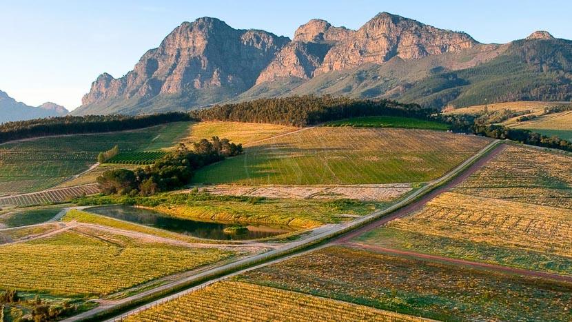 Babylonstoren, Babylonstoren Farm Hotel, Afrique du Sud