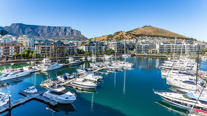 Cape Grace , Cape Grace Hotel à Cape Town, Afrique du Sud