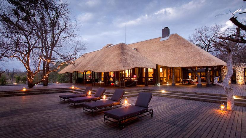 Chitwa Chitwa Game Lodge , Chitwa Chitwa Main Lodge, Afrique du Sud