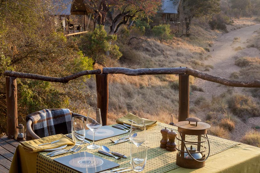 Garonga Safari Camp, Garonga Safari Lodge, Afrique du Sud