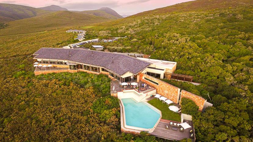 Réserve naturelle privée de Grootbos, Grootbos Forest Lodge, Afrique du sud © Grootbos