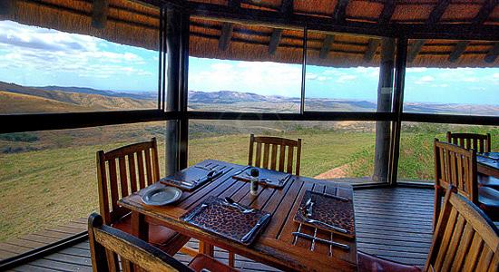 Hilltop Camp, Hilltop Resort Hluhluwe, Afrique du Sud