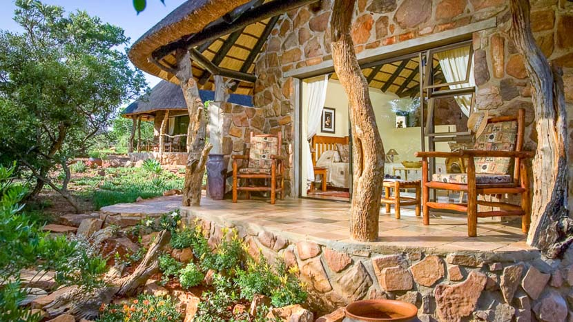 Iketla Lodge , Iketla Lodge, Afrique du Sud © Iketla