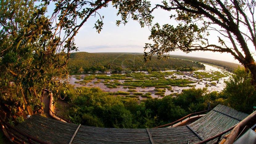 Lower Sabie Rest Camp, Lower Sabie, Parc Kruger, Afrique du Sud