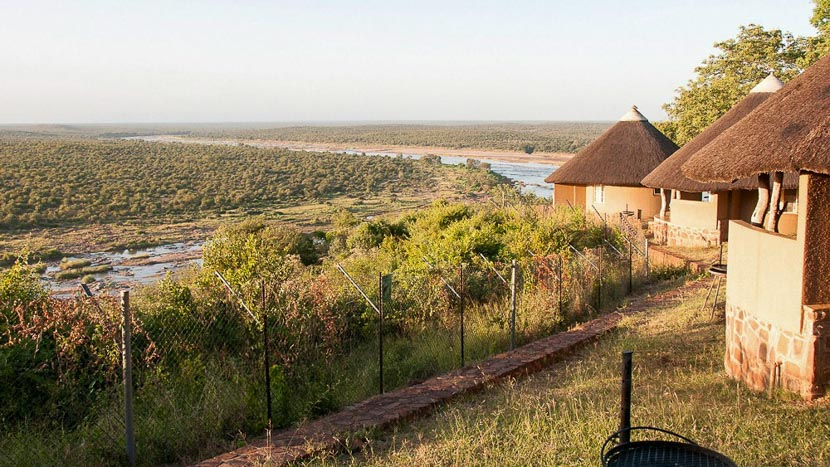 Lower Sabie Rest Camp, Olifant Rest Camp, Parc Kruger, Afrique du Sud