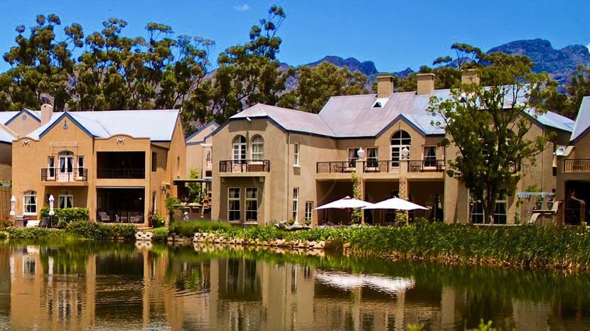 L'Ermitage Chateau & Villas, Lermitage Chateau and Villas, Afrique du Sud