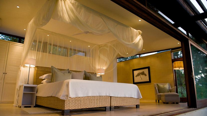 Lion Sands Tinga Lodge, Lion Sands, Réserve de Sabi Sand