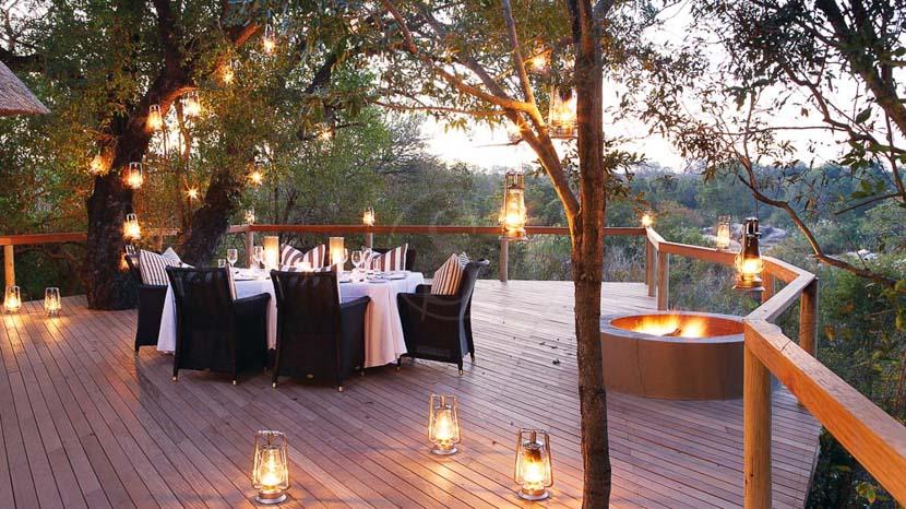 Londolozi Pioneer Camp, Londolozi Pioneer Camp, Afrique du Sud © Londolozi