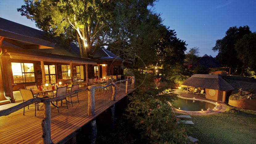 MalaMala Main Camp, MalaMala Game Lodge, Sabi Sand