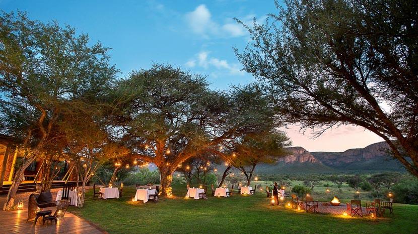 Marataba Safari Lodge, Marataba Safari Lodge, Afrique du Sud © More