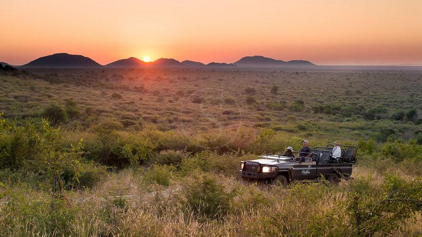 Marataba Safari Lodge, Madikwe Safari Lodge, Afrique du Sud © More