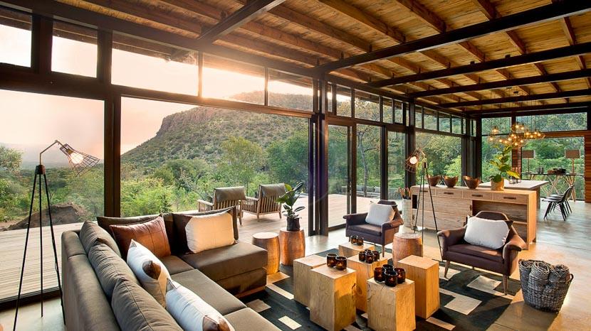 Marataba Mountain Lodge, Marataba Trails Lodge, Afrique du Sud © More
