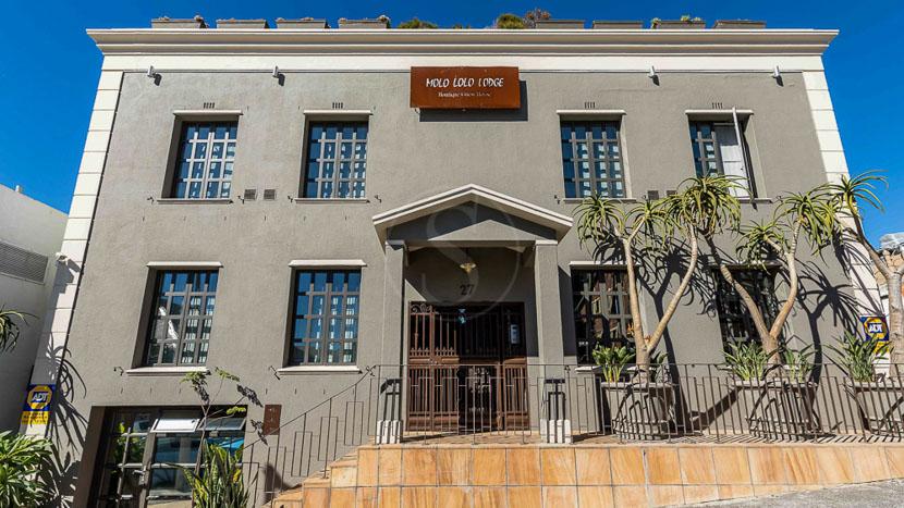 Molo Lolo Lodge, Molo Lolo Lodge, Afrique du Sud
