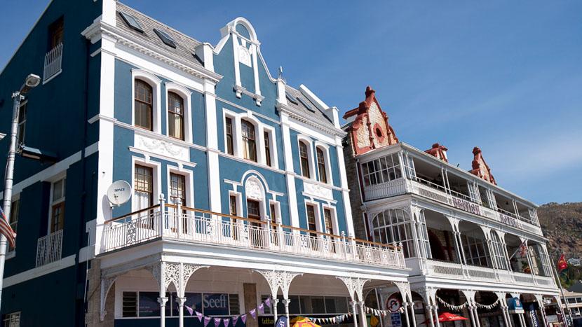 More Quarters, More Quarters à Cape Town, Afrique du Sud © More