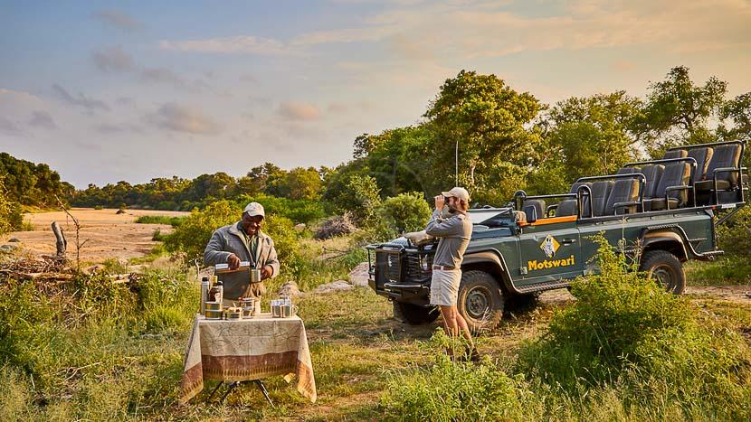 Motswari Private Game Lodge, Motswari Game Reserve, Afrique du Sud © Motswari