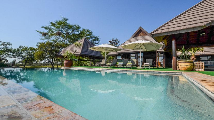 Nkorho Bush Lodge, Nkorho Bush Lodge, Afrique du Sud © Nkorho