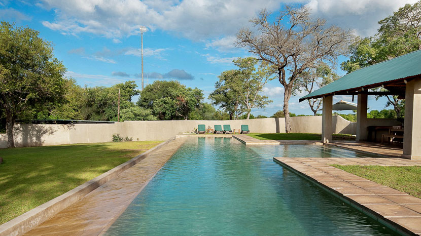 Notten's Bush Camp, Nottens Bush Camp, Afrique du Sud