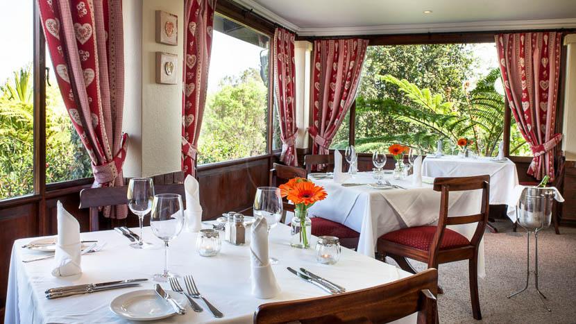 Oliver's Restaurant and Lodge, Oliver's Lodge & Restaurant, Afrique du Sud