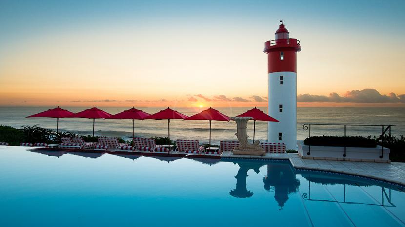 Oyster Box Hotel, The Oyster Box Hôtel, Afrique du Sud