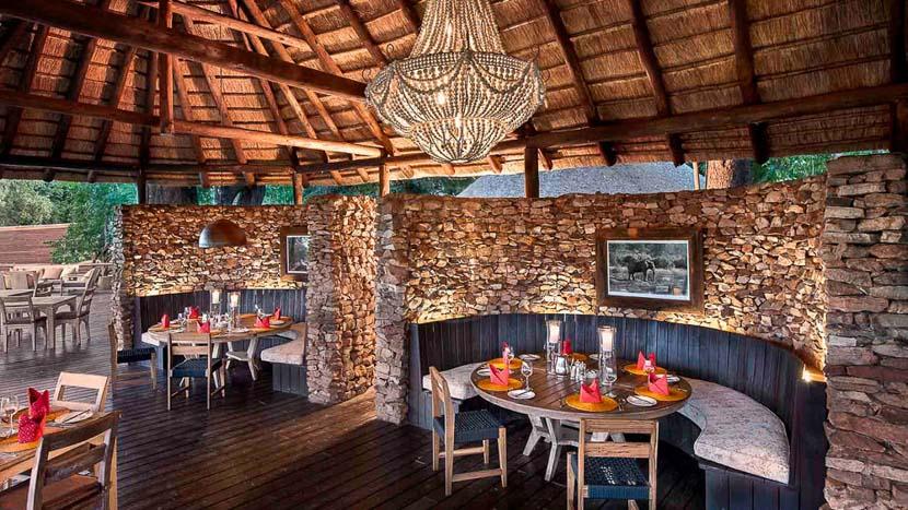 Pafuri Camp, Pafuri Camp, Afrique du Sud