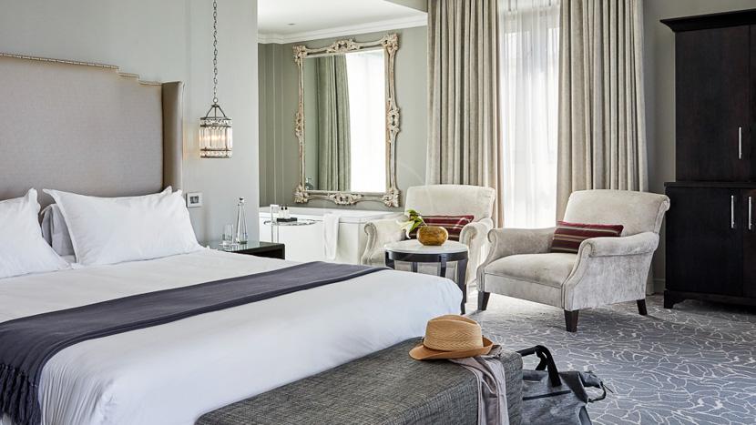 Queen Victoria Hotel , Queen Victoria Hôtel, Afrique du sud