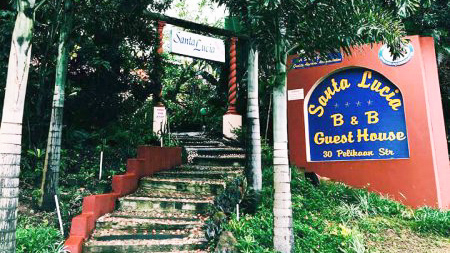 Santa Lucia Guesthouse,