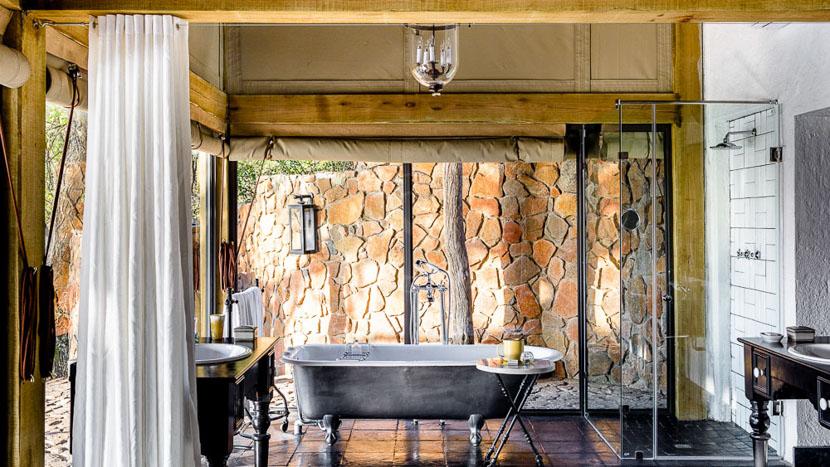 Singita Ebony Lodge, Singita Ebony, Afrique du Sud © Singita