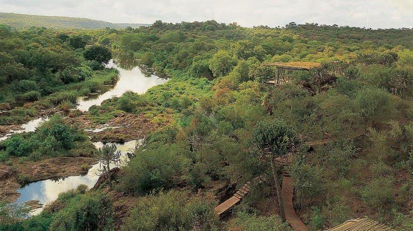 Singita Lebombo Lodge, Singita Lebombo, Afrique du Sud © Singita