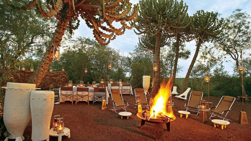 Singita Lebombo Lodge,