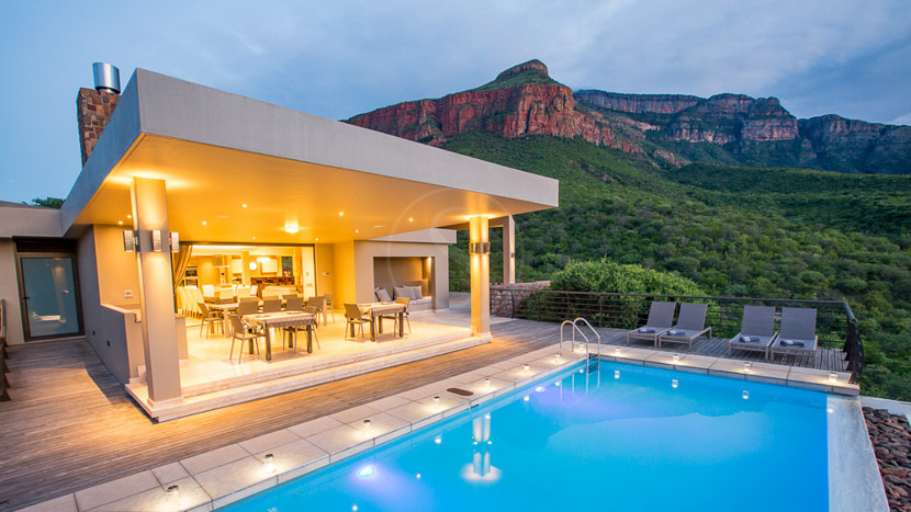 umVangati House, Umvangati Guesthouse, Afrique du Sud