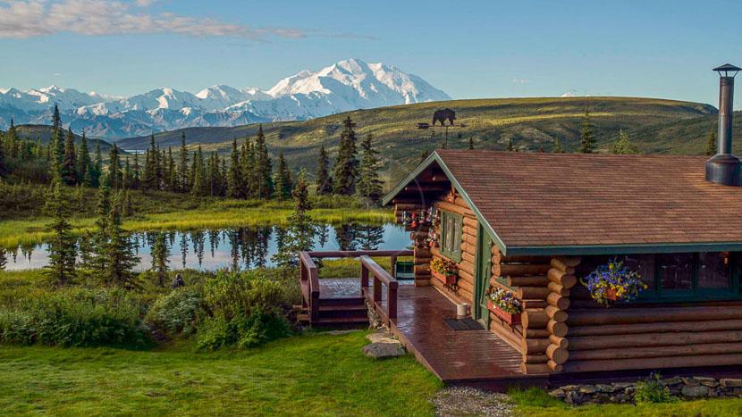 Camp Denali, Camp Denali, Alaska © Camp Denali