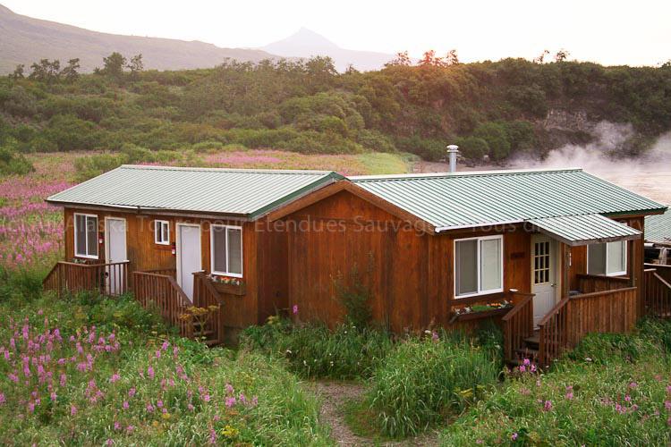 Katmai Wilderness Lodge, Katmai Wilderness Lodge, Alaska