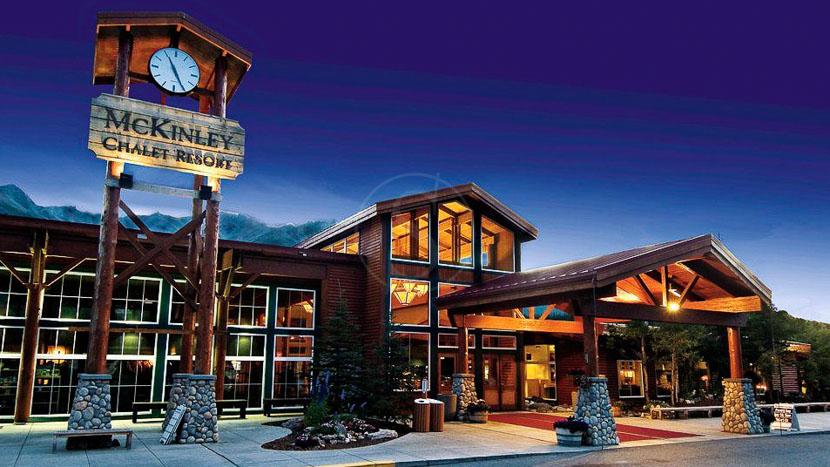 Mc Kinley Chalet Resort, Mc Kinley Chalet Resort, Alaska