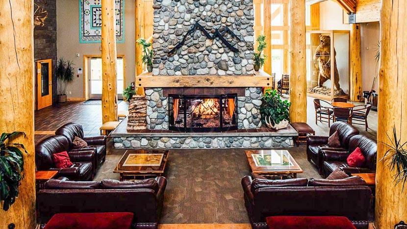 Talkeetna Alaskan Lodge, Talkeetna Alaskan Lodge, Alaska