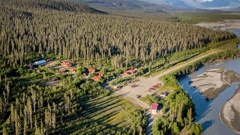 Ultima Thule Lodge, Ultima Thule Lodge, Alaska © Ultima Thule Lodge