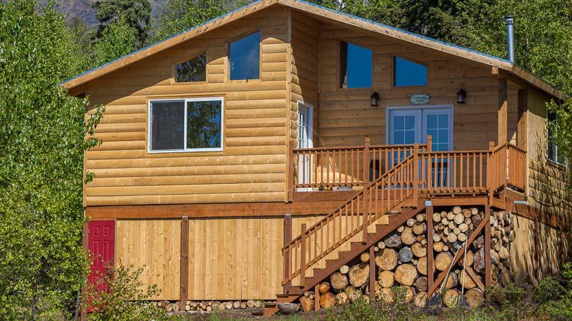 Winterlake Lodge, Winterlake Lodge, Alaska, Etats Unis