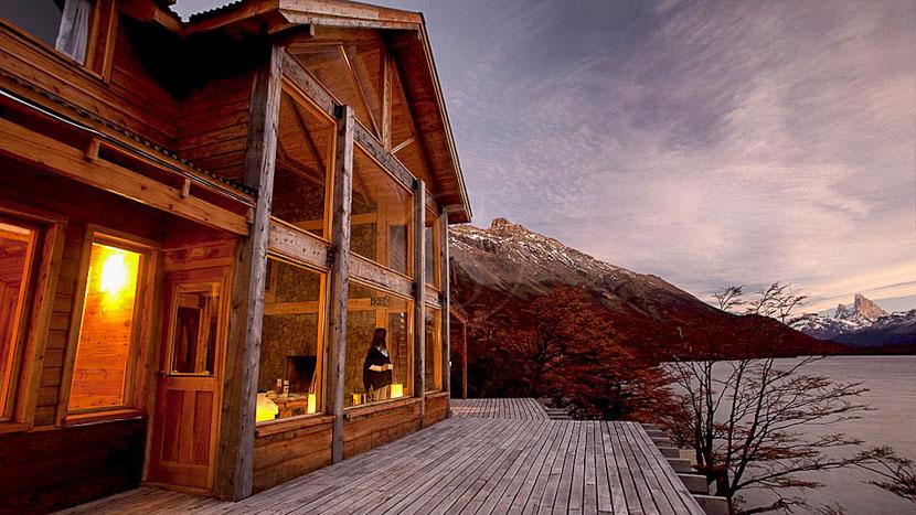 Aguas Arriba Lodge, Aguas Arriba Lodge, Argentine