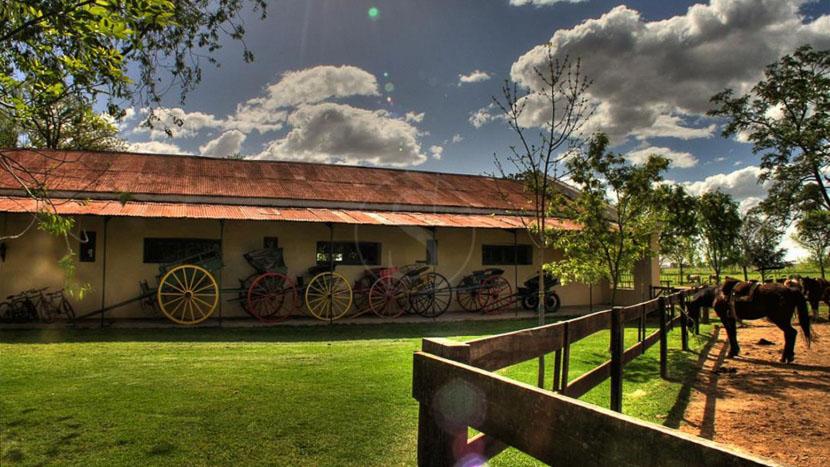 Estancia El Ombu de Areco, Estancia el Ombu, Argentine