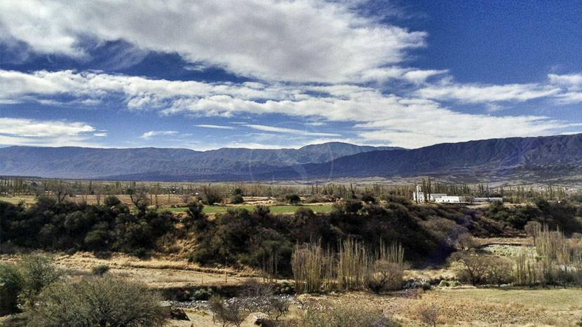 La Merced del Alto, La Merced del Alto, Argentine