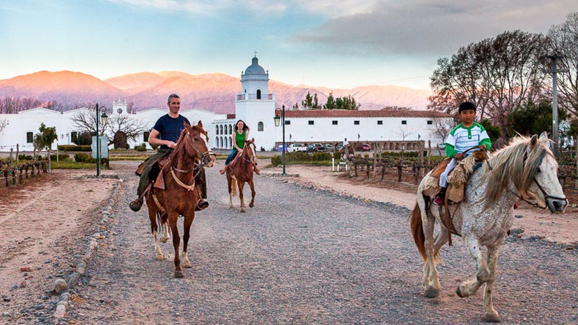 Patios de Cafayate, Patios de Cafayate, Argentine