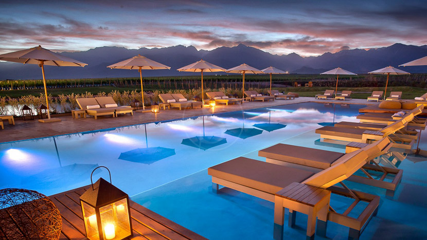 The Vines Resort & Spa, The Vines Resort and Spa, Argentine